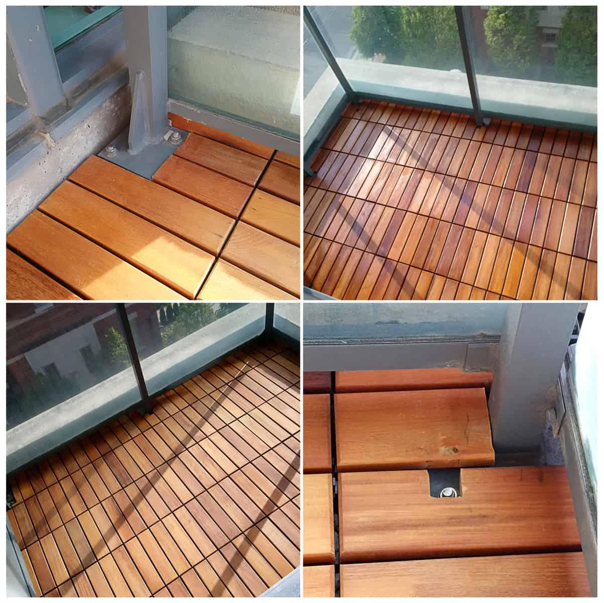 28 patio tiles canada wood patio tiles uk patios home for Cheap balcony flooring ideas