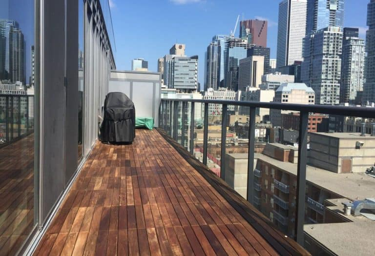 balcony flooring installation skyscapes